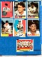 1961 Topps  - WHITE SOX Near Complete LOW# TEAM SET (27/28 cards + 1)