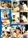 1961 Topps  - YANKEES - Near Complete LOW# TEAM SET (13/25 cards + MANTLE )