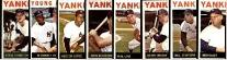 1964 Topps  - YANKEES Near Team Set/Lot (21/26)