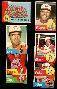1963 Topps  - Lot of (8) different REDS [#dl]