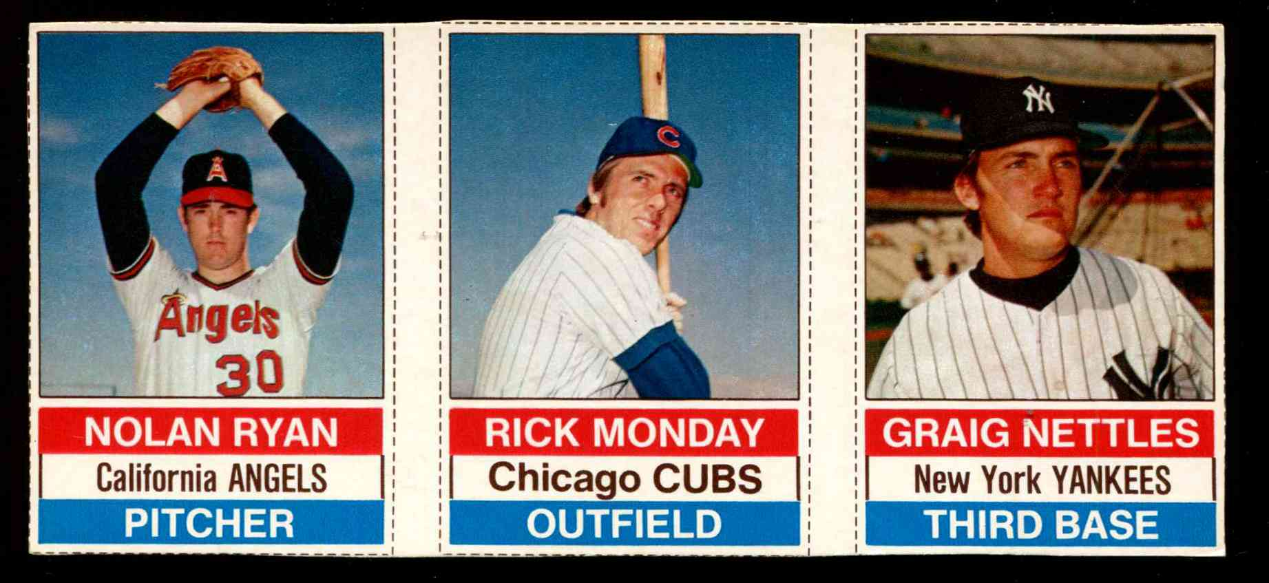 1976 Hostess Baseball Cards Set Checklist Prices Values