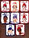 1978/79 Penn Emblem  Baseball Patches - Lot of (8) with PETE ROSE