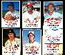 1977 Hostess - Starter Set/Lot [#x] (60+) diff. w/(8) Hall-of-Famers !!!