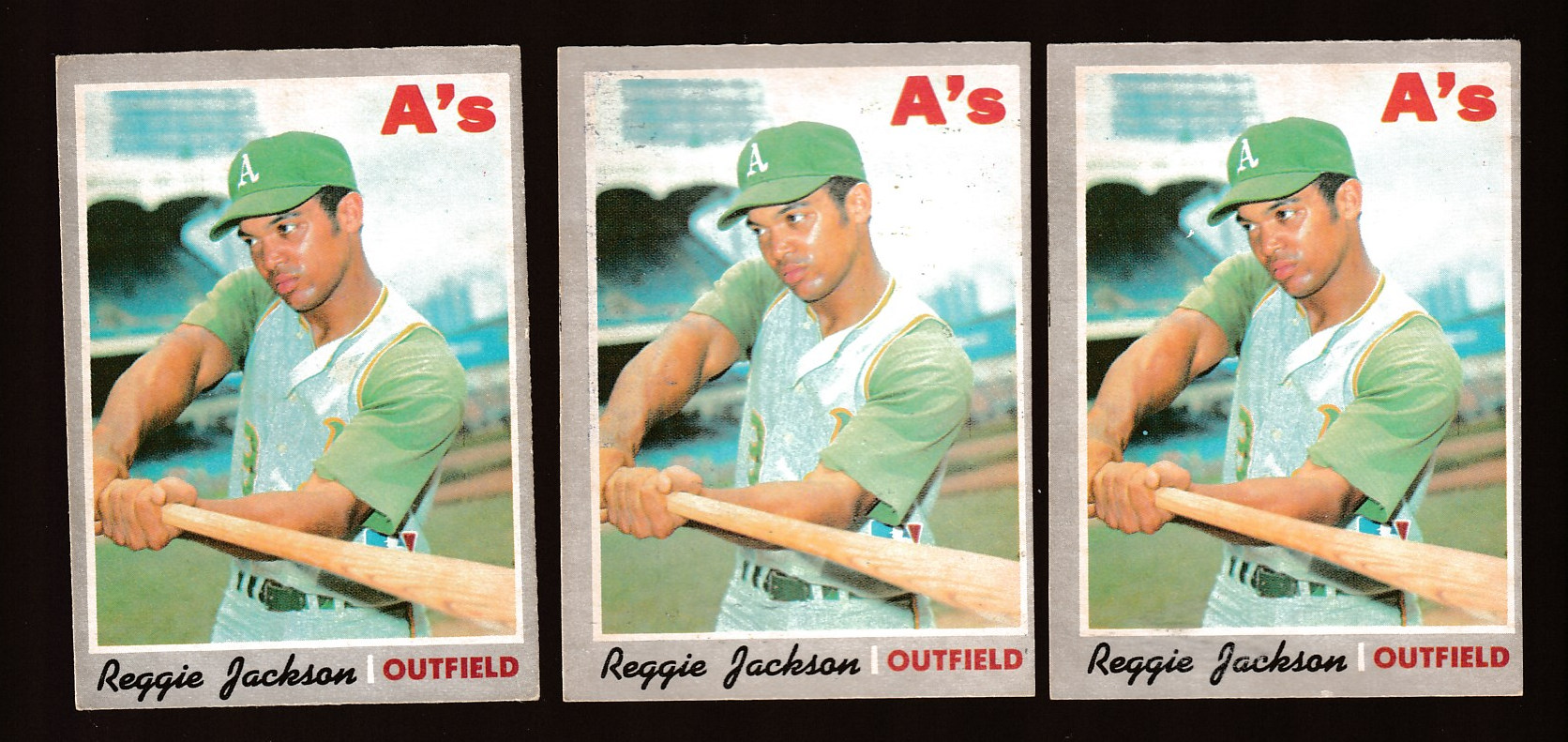 1970 O-Pee-Chee/OPC #140 Reggie Jackson (2nd year card,A's) Baseball cards value