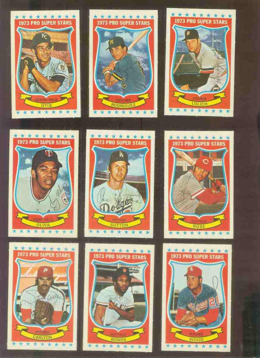 1973 Kellogg's #.9 Wilbur Wood [#x] (White Sox) Baseball cards value
