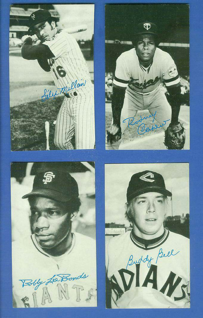 1974 Topps DECKLE EDGE UN-DECKLED PROOF #36 Bobby Bonds (Giants) Baseball cards value
