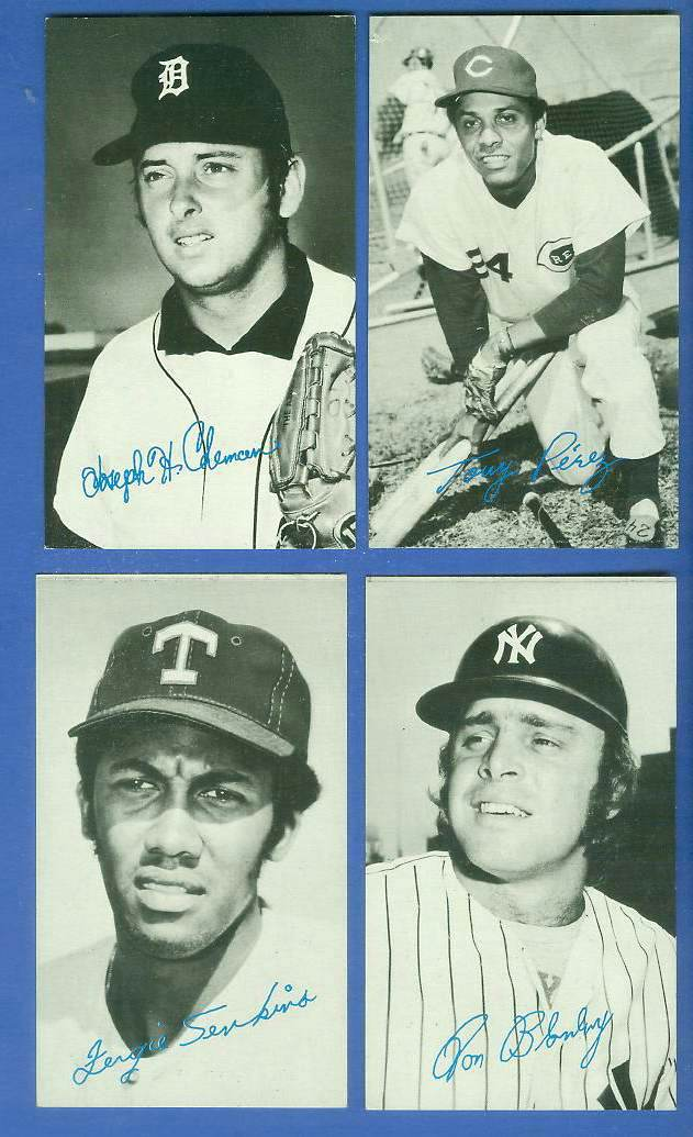 1974 Topps DECKLE EDGE UN-DECKLED PROOF #60 Ron Blomberg (Yankees) Baseball cards value