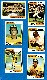 1974 Topps  - SCARCE WASHINGTON NATIONALS/Padres - Lot of (6) different !