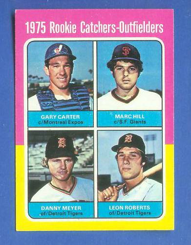 1975 Topps MINI #620 Gary Carter ROOKIE [#c] (Expos) Baseball cards value