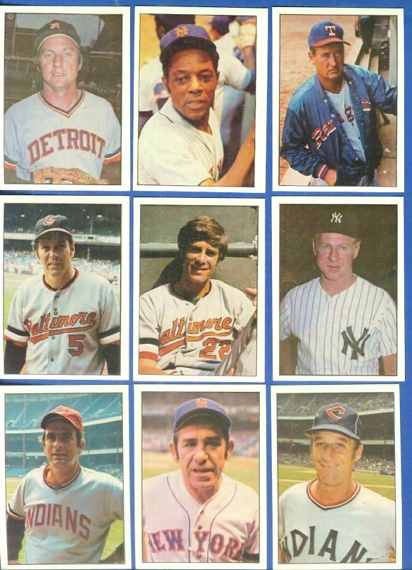 1975 SSPC 42 #33 Whitey Ford COACH Baseball cards value