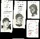 White Sox - 1972 Milton Bradley NEAR TEAM LOT (12 cards)