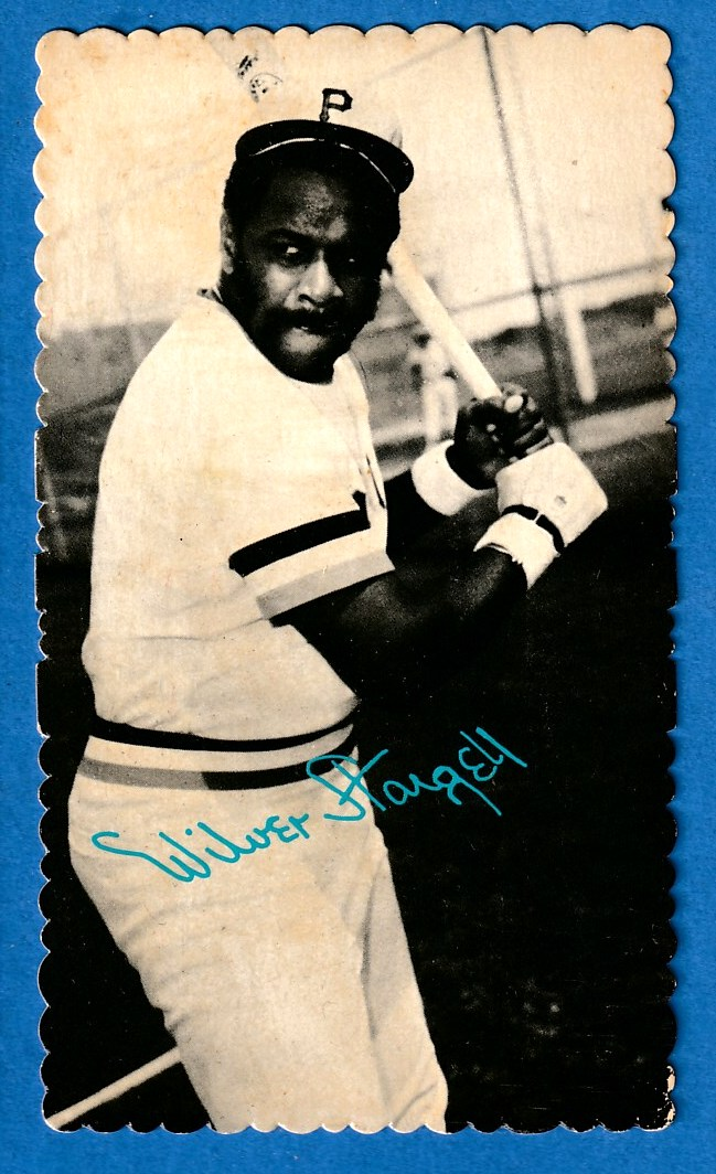 1974 Topps DECKLE #31 Willie Stargell Baseball cards value