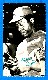 1974 Topps DECKLE EDGE #57 Hank Aaron [WB] (Braves)