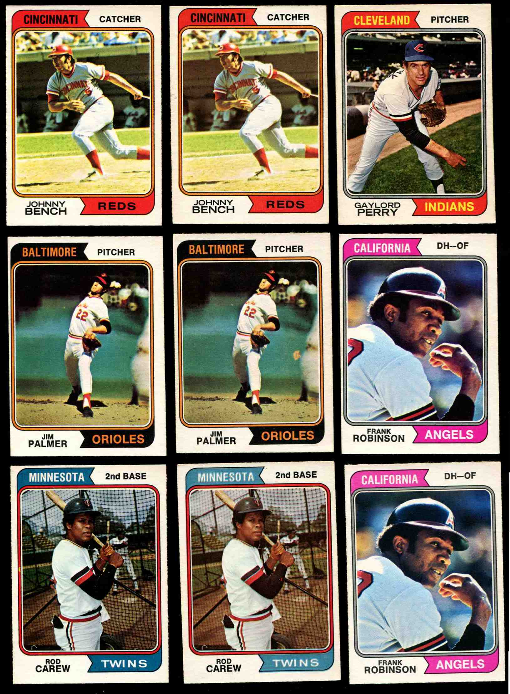 1974 O-Pee-Chee/OPC #.35 Gaylord Perry (Indians) Baseball cards value