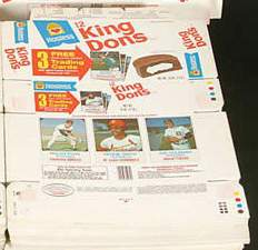1975 Hostess COMPLETE BOX #.58-59-60 NOLAN RYAN Baseball cards value