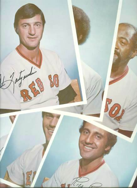1976 Red Sox Star Market  - STARTER SET of (8) with Carl Yastrzemski Baseball cards value