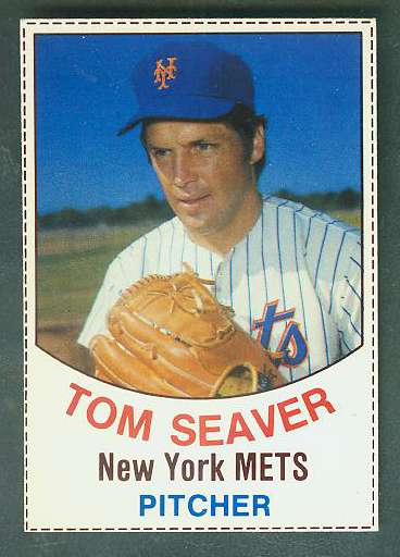 1977 Hostess #..7 Tom Seaver (Mets) Baseball cards value