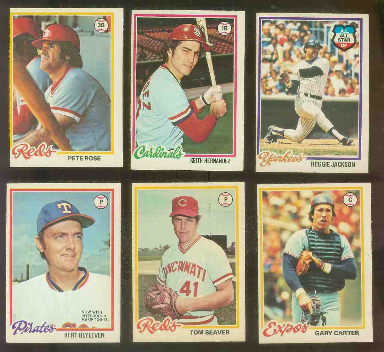 1978 O-Pee-Chee/OPC #109 Keith Hernandez Baseball cards value