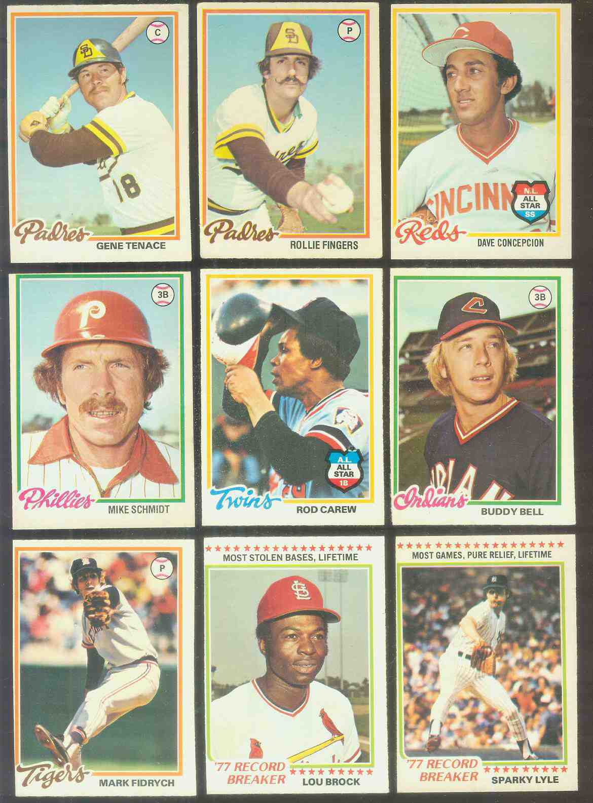1978 O-Pee-Chee/OPC #230 Rod Carew Baseball cards value