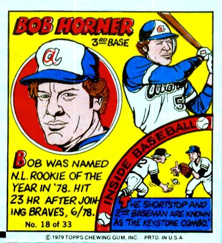 1979 Topps Comics Baseball Cards Set Checklist Prices