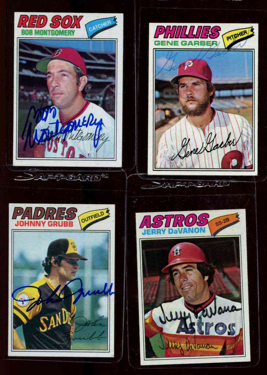 AUTOGRAPHED: 1977 Topps #289 Gene Garber w/PSA/DNA Auction LOA (Phillies) Baseball cards value
