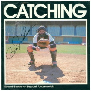 1972 Audio Sports Bill Freehan - Record/Booklet (Catching) (Tigers) Baseball cards value