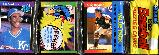 1989 Donruss Rack Pack - Craig Biggio ROOKIE showing on TOP !!!