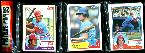 1983 Topps Rack Pack - RYNE SANDBERG ROOKIE BOTTOM / Pete Rose TOP !!!