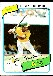 1980 Topps #482 Rickey Henderson ROOKIE (A's)