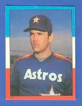 1982 Topps Baseball Card #289 Bob Stanley
