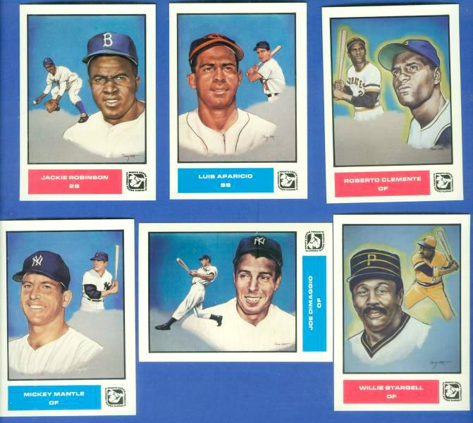 1984 Sports Design #.4 MICKEY MANTLE Baseball cards value