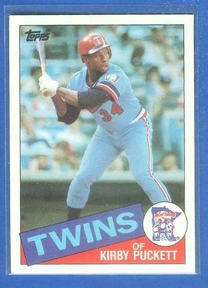 1985 topps baseball cards set checklist, prices, values & information.