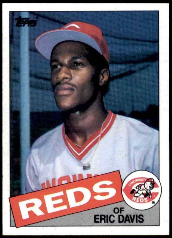 1985 Topps Baseball Cards Set Checklist Prices Values Information