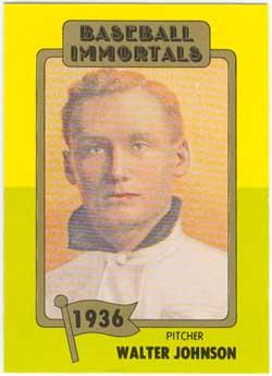 1980 87 Sspc Hof Baseball Immortals Baseball Cards Set