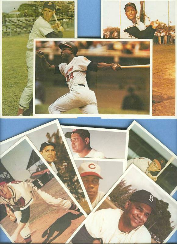 1982 TCMA Stars...50's JUMBOS - NEAR SET/LOT (17) HALL-OF-FAMERS !!! Baseball cards value