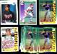 Vinny Castilla - Lot of (21) ROOKIE cards (Braves)