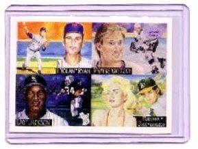 1991 Cardboard Dreams Promo #1