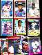 Deion Sanders - Lot of (11) 1990 ROOKIE cards - ALL DIFFERENT !!! (Yankees)
