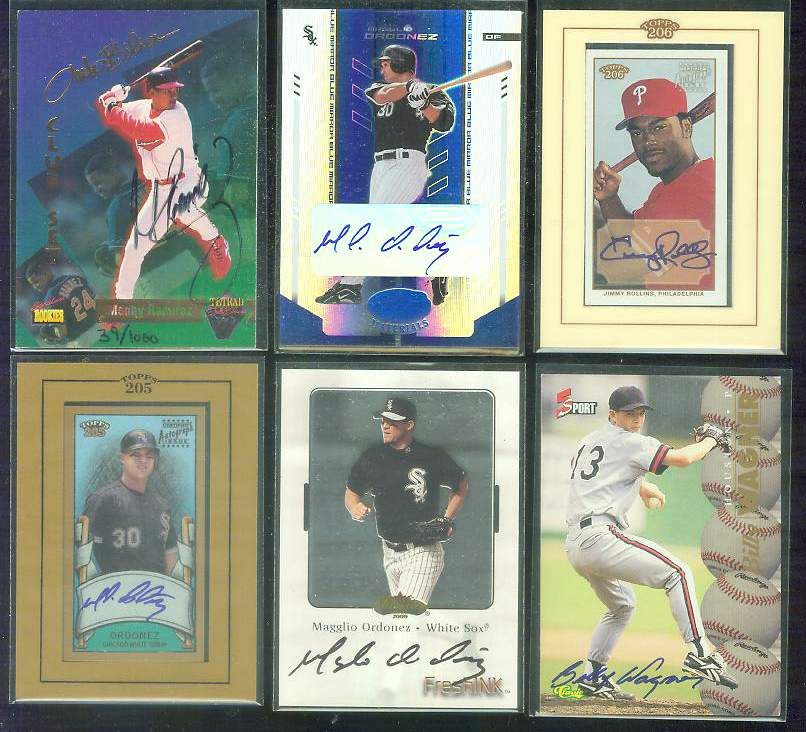 Billy Wagner - 1995 5-Sport AUTOGRAPH (Astros) Baseball cards value