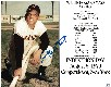 Willie Mays - 1988 Hall-of-Fame Induction Day Photo Card AUTOGRAPHED