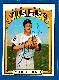 AUTOGRAPHED: 1972 Topps #450 Mickey Lolich w/PSA/DNA Auction LOA (Tigers)