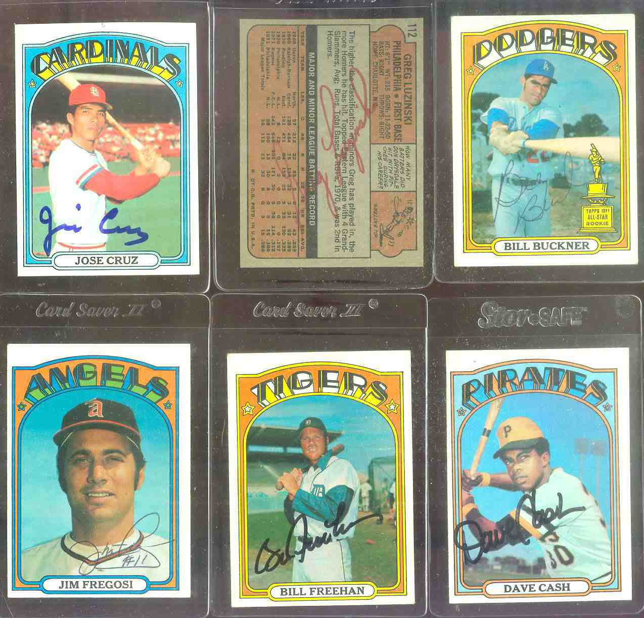 AUTOGRAPHED: 1972 Topps #120 Bill Freehan w/PSA/DNA Auction LOA (Tigers) Baseball cards value