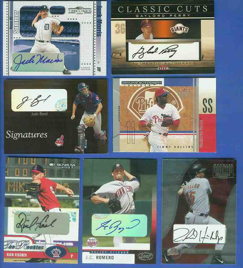 Richard Hidalgo - 2003 Donruss Signature #39 AUTOGRAPH (Astros) Baseball cards value