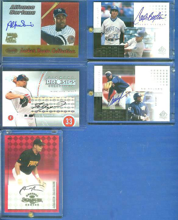 Aramis Ramirez - 1998 Donruss Signature ROOKIE AUTOGRAPH (Pirates) Baseball cards value