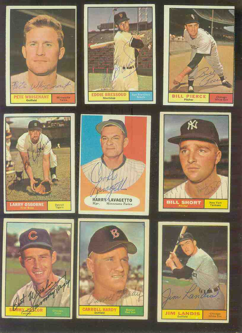1961 Topps AUTOGRAPHED #252 Bill Short w/PSA/DNA Auction LOA (Yankees) Baseball cards value