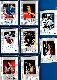 1998-99 SP Authentic HOCKEY AUTOGRAPHS - Lot of (8) different