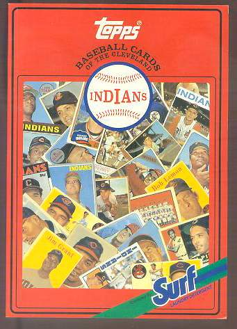 Indians - 1987 Topps/Surf Book (28) AUTOGRAPHS w/HOF, James Spence LOA !!! Baseball cards value