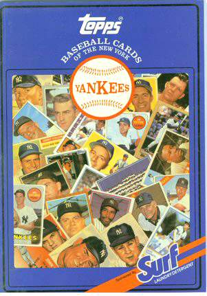 Yankees - 1987 Topps/Surf Book with (105+) AUTOGRAPHS,James Spence LOA !!! Baseball cards value