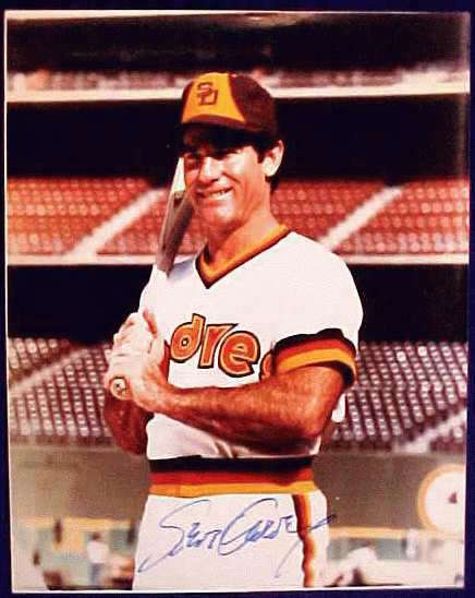 Steve Garvey - Autographed Color 8x10 (Pose #B) (Padres) Baseball cards value