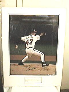 Tom Glavine -  UDA/Upper Deck Authenticated AUTOGRAPHED 16x20 Baseball cards value